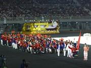 Ouverture des 7es Jeux sportifs d'Asie du Sud-Est pour handicapés