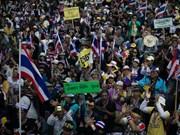 Thaïlande : tous les bâtiments publics seront encerclés
