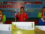 ASEAN Para Games : de nouvelles d'or pour le Vietnam