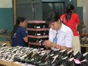 Chaussures et produits en cuir: 8,4 mlds de dollars d'exportation en 2013