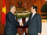 Le Vietnam prend en considération la coopération avec l'Égypte