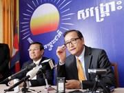 Cambodge: le CNRP accepte de régler ses conflits avec le PPC
