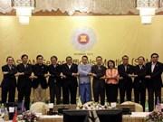 ASEAN : réunion des hauts officiels au Myanmar