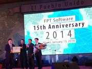 FPT Software: chiffre d'affaires de 100 millions de dollars en 2013