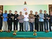 Le VN à la conférence restreinte des ministres des AE de l'ASEAN