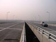 Ouverture au trafic du tronçon Hanoi-Thai Nguyên de la Nationale 3