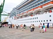 Saigontourist accueille de nombreux grands navires de croisière en janvier