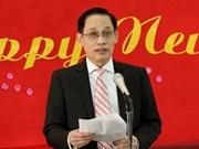 Les Vietnamiens à l'étranger fêtent le Têt traditionnel