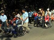Le Vietnam va ratifier la convention sur les droits des handicapés cette année