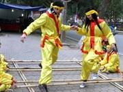 Ouverture de la fête printanière à Hanoi