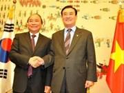 Vietnam et R. de Corée renforcent leur coopération