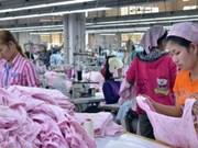 Cambodge: forte croissance de l'import-export en 2013