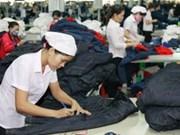 Textile : forte hausse des exportations aux Etats-Unis