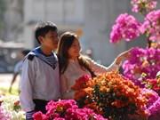 Ouverture de 131 marchés aux fleurs à Hô Chi Minh-Ville