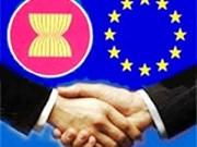 ASEAN-UE : intensification du partenariat de dialogue et de la coopération