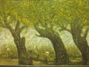 Peinture-céramique, un nouveau genre pictural
