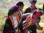 Plongée au cœur du Têt chez les Mong de Meo Vac