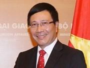 Pham Binh Minh et Yang Jiechi: Conversation téléphonique