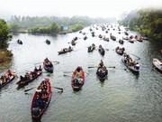 La fête de Chua Huong 2014