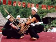L'originalité des flûtes de pan des H'mông au Nord-Ouest