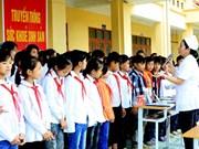 Renforcer la médecine scolaire pour le bien-être des élèves