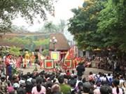 Célébration du 1974e anniversaire de l'insurrection des deux Soeurs Trung à Vinh Phuc
