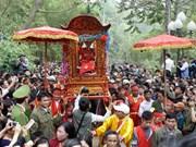 Ouverture de la fête de Giong