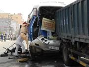 Têt: 31 morts dans des accidents de la circulation au 5 février