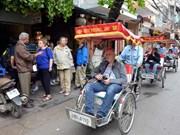 Hanoi accueille plus de 2,6 millions de touristes pendant le Têt