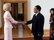 Développement des relations économiques Vietnam-Australie