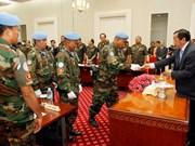 Le Cambodge va envoyer des soldats au Mali