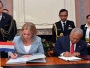 Indonésie et Pays-Bas renforcent leur coopération dans la défense