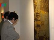 L'art de la laque et du papier dó présenté à Paris