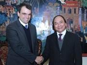 Le groupe français Vinci investit dans des infractructures au Vietnam