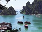 Ha Long parmi les destinations romantiques du monde