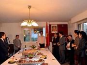 Têt traditionnel : échange Vietnam-Laos-Cambodge à Genève