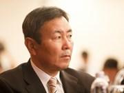 Un Japonais nommé chef du Comité d'organisation de V-League 2014