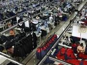 Textile-habillement, premier produit vietnamien exporté au Canada