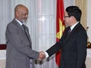 Renforcement de la coopération multiforme Vietnam-Soudan