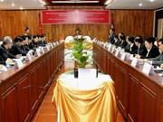Vietnam et Laos renforcent leur coopération dans l'audit