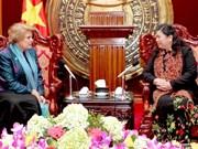 Le Vietnam souhaite bénéficier de l'aide de l'UNICEF