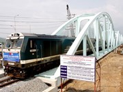 Hanoi - Ho Chi Minh-Ville : amélioration des ponts ferroviaires