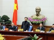 Promouvoir la coordination entre le gouvernement et le Front de la Patrie