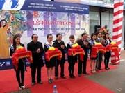 Inauguration du centre de presse pour le Festival de Hue 2014