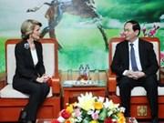 Vietnam-Australie-Japon : Coopération entre les organes exécutifs