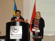 Vietnam et Suède fêtent 45 années de relations