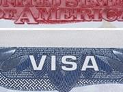 Paiement du visa pour les Etats-Unis dans les bureaux de poste