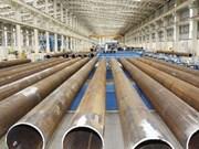 La Turquie, l'un des premiers fournisseurs d'acier du Vietnam