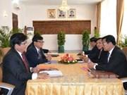 Cambodge: le PPC et le CNRP continuent de négocier la réforme électorale