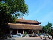 Fêtes printanières: le tourisme se porte comme un charme à Hung Yên